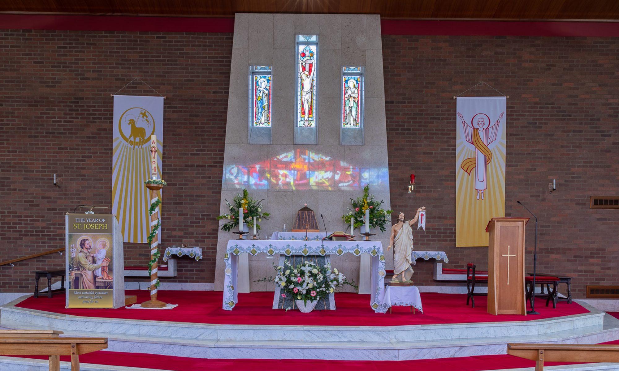 Virtual Tour: St Patrick's Church